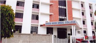 KNGD Modi Engineering College Building