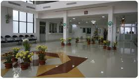 Chandra Dental College & Hospital Campus