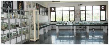Chaudhary Devilal College of Ayurveda Laboratory