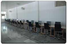Chenab College of Education Computer Room