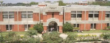 Chimanbhai Patel Institute Building