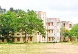 Sree Narayana College, Kollam College Building