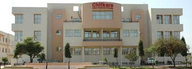 Chitkara College of Education for Women Building