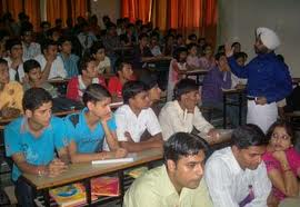 Chitkara Institute of Enginerring & Technology Class Room