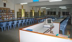 Christu Jayanthi Jubilee College Library