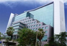 CMS Computer Institute Building