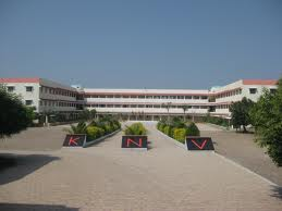 KNV Institute of Business Management Building