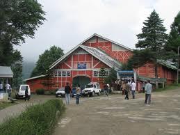 Kohima Science College Building