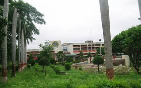 College of Agricultural Engineering and Technology Akola Building