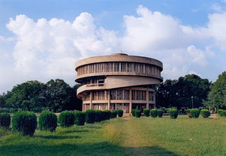 University Business School,Panjab University Building