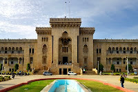 University college for Women- Osmania University Building