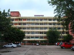 University College of Medical Science (Delhi University) Building