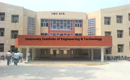 University Institute of Engineering & Technology (UIET), Kurukshetra University Building