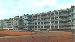 KVG college of Engineering Building