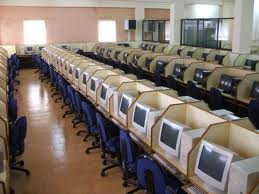 College Of Engineering Munnar Computer Room