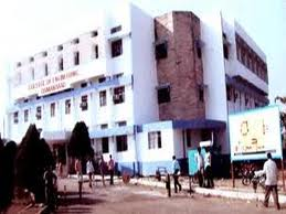 College of Engineering Osmanabad Building
