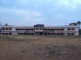 College of Engineering Poonjar Building