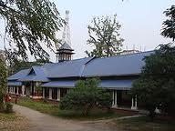 Cotton College Building