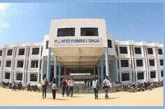 LJ Institute of Management Studies Building