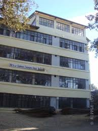 University Institute of Information Technolgy - Himachal Pradesh University Building