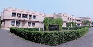 LNJN National Institute of Criminology & Forensic Science Building