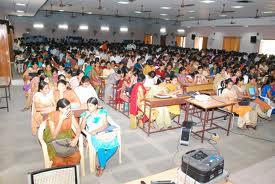 CVR College of Engineering Hall