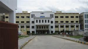 CVSR College of Engineering Building