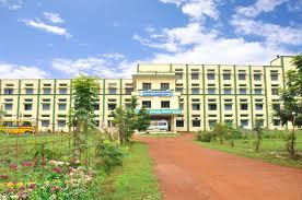 D L Reddy College Building