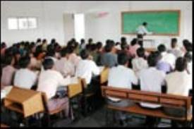 D R K Institute of Science & Technology Class Room
