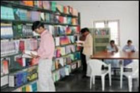 D R K Institute of Science & Technology Library