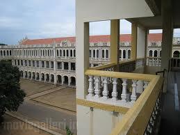 Loyola College Chennai Building