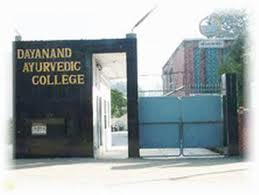 Dayanand Ayurved College & Hospital Building
