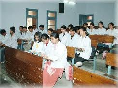 Dayanand Ayurved College & Hospital Class Room