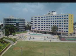Dayananda Sagar College of Engineering Building