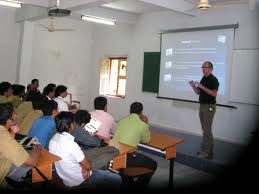 Dayananda Sagar College of Engineering Class Room