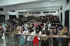 Deccan College of Medical Sciences Class Room