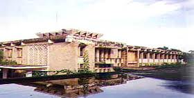 Madhav Institute of Technology and Science Building