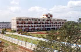 Madha Engineering College Building