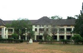 Madras Christian College Building
