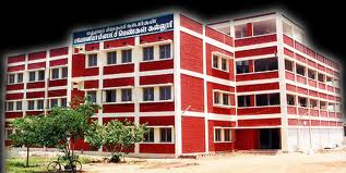 Madurai Sivakasi Nadar's Pioneer Meenakshi Women's College Building