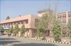 Delhi Institute of Pharmaceutical Sciences & Research (DIPSAR) Building