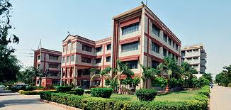 Maharana Pratap Engineering College Building