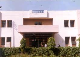 Department of Business Administration, University of Lucknow (LUMBA) Building