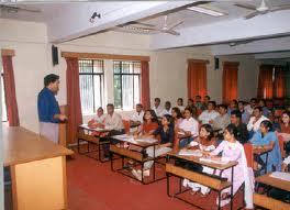 Department of Business Administration, University of Lucknow (LUMBA) Class Room