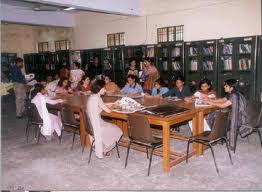Department of Business Administration, University of Lucknow (LUMBA) Library