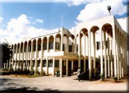 Department of Business Management Osmania University Building