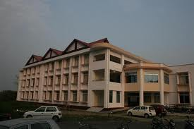 Department of Computer Science and Engineering, Tezpur University Building