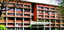 Department of Law, Panjab University Building