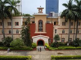 DG Ruparel College Building
