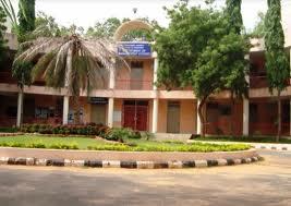 DMS - Pondicherry University Building